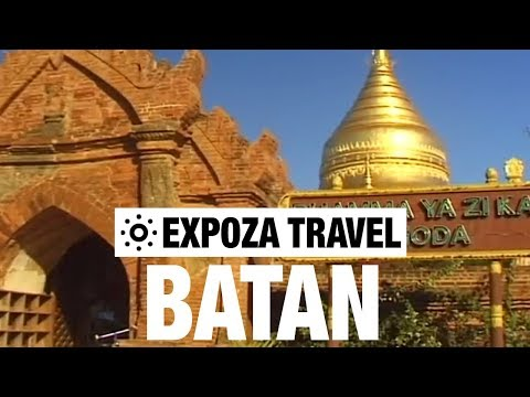 Bagan (Myanmar) Vacation Travel Video Guide