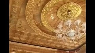 Installing And Plating Very Beautiful House Ceiling