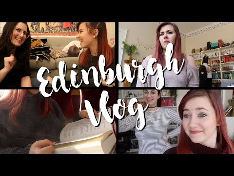 Visiting G, Edinburgh, Witchlands & Cats! | 22nd - 26th February 2019