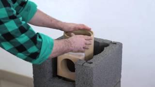 Komin ZAPEL TURBO SPSK Instrukcja montażu