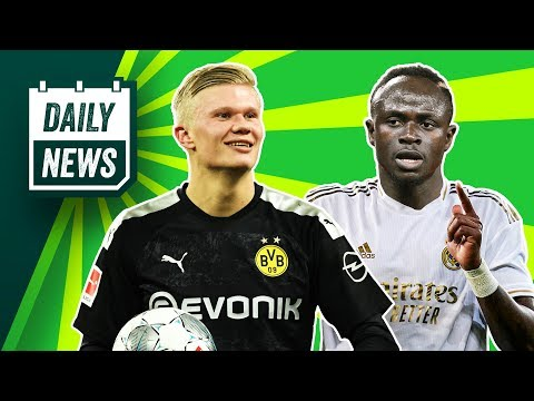 Liverpool Told To SELL Mane And Salah + Real Madrid To Replace Jovic! ► Daily News