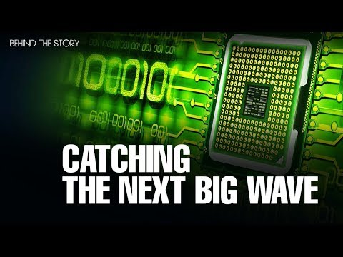 BEHIND THE STORY: Catching the next big wave