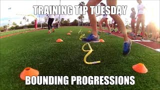 Training Tip Tuesday - Bounding Progressions