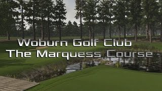 The Golf Club - Woburn Golf Club - The Marquess Course (RCR)
