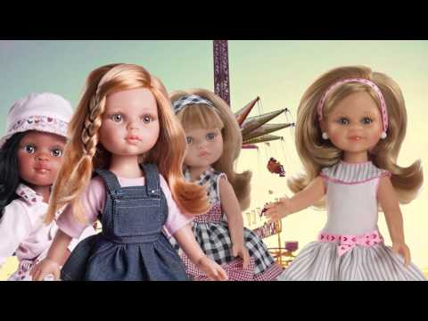 Paola Reina Doll Collection 2016