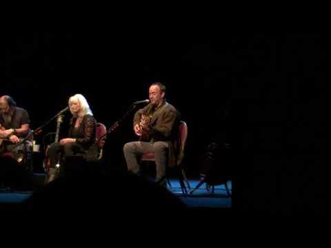 Dave Matthews - Mercy, Lampedusa, Seattle WA 10/3/17