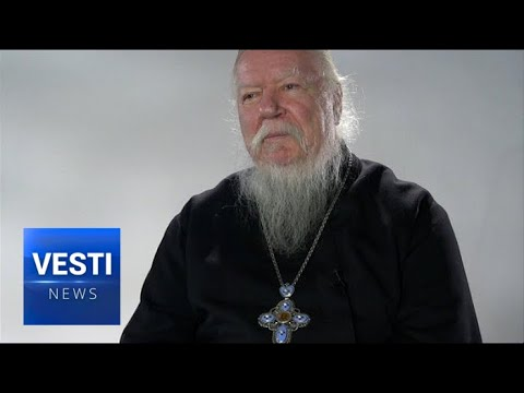 """Dmitry Smirnov: """"Democracy Was A Mistake"""" - Priest Makes Case for Return to Russia's Roots"""