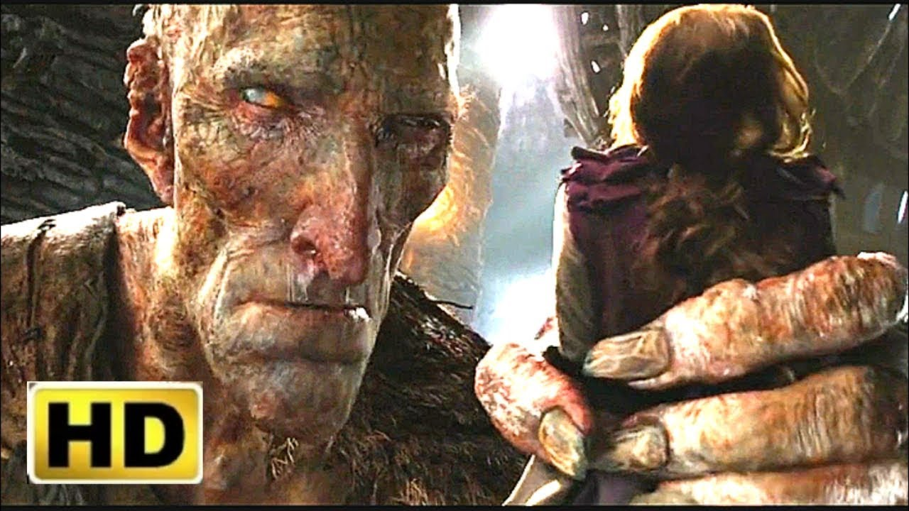 Download Jack the giant Slayer (2013) movie I will cook you princess Scene Spider movieclips