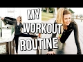 Workout Routine   How to Get Fit for Spring Break