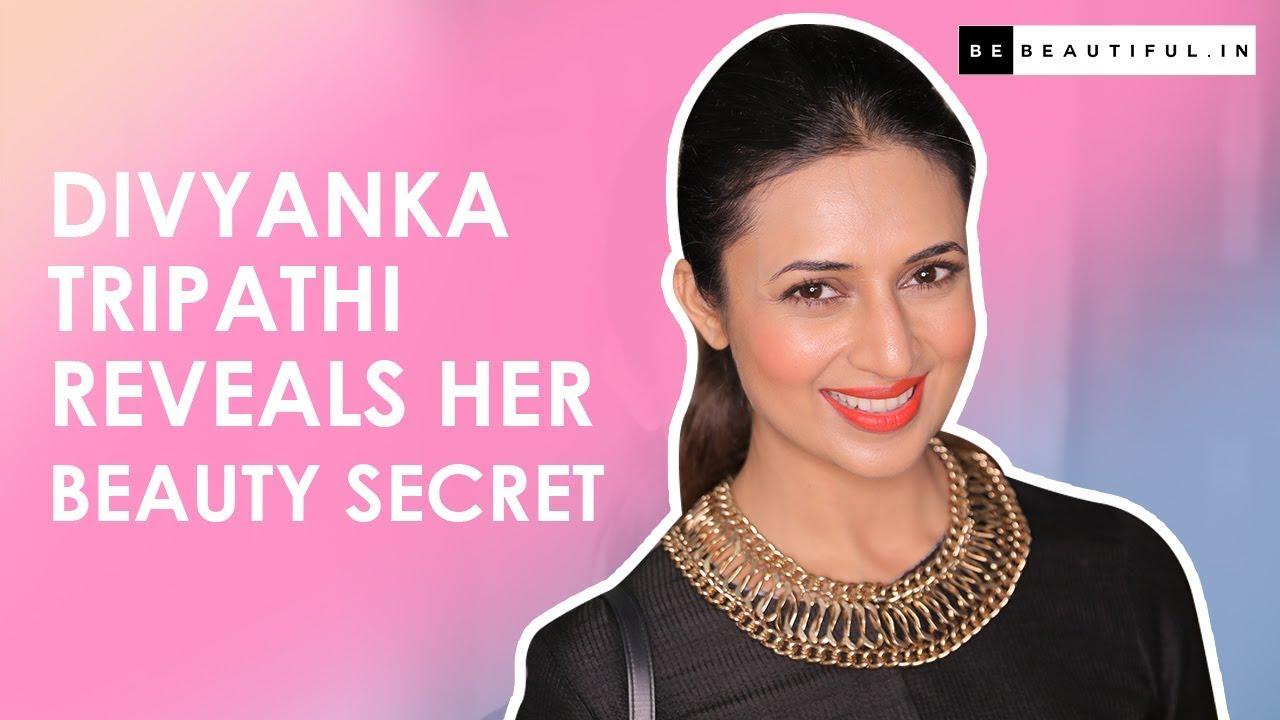 Divyanka Tripathi REVEALS Secret Behind Her Glowing Skin  Divyanka  Tripathi Interview  BeBeautiful