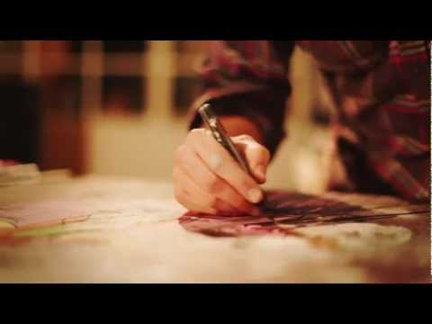 Montana Acrylic Markers feat. Ikaroz - part 1