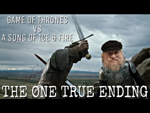 Download George R.R. Martin Throws More Shade At The Game of Thrones Ending? - Game of Thrones vs ASOIAF