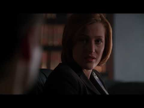 The X-Files - Mulder realizes they are in a dream [6x21 - Field Trip]