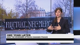 One year later: How the November attacks changed France