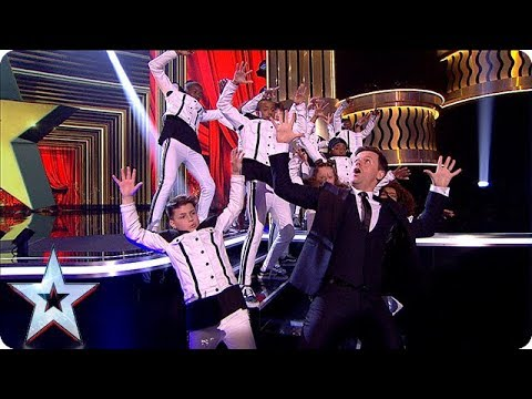 We're SO excited! The Grand Final kicks off in style!   The Final   BGT 2018