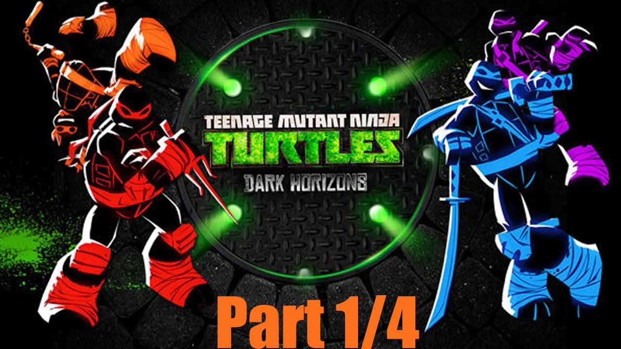 Teenage Mutant Ninja Turtles: Dark Horizons | NuMuKi