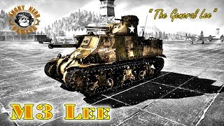 War Thunder: M3 Lee, American Tier-1 / Rank-1, Medium Tank