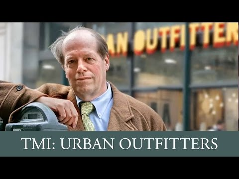 T.M.I:  Urban Outfitters