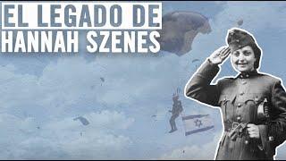 Paracaidistas de las FDI saltan en honor a la heroína de la Segunda Guerra Mundial Hannah Szenes