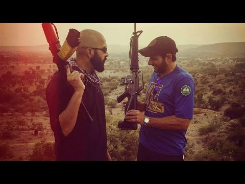 Boom Boom Shahid Afridi in Mahaaz 16 October 2016 - Lala Firing Guns