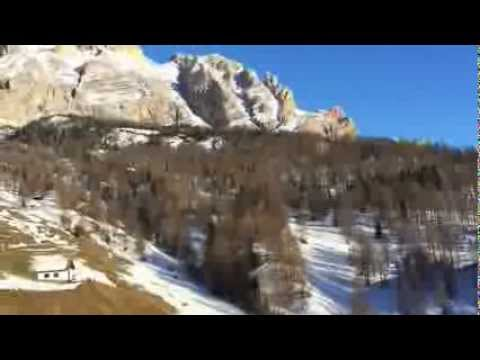 Travel For Seniors - A Beautiful Day In San Cassiano