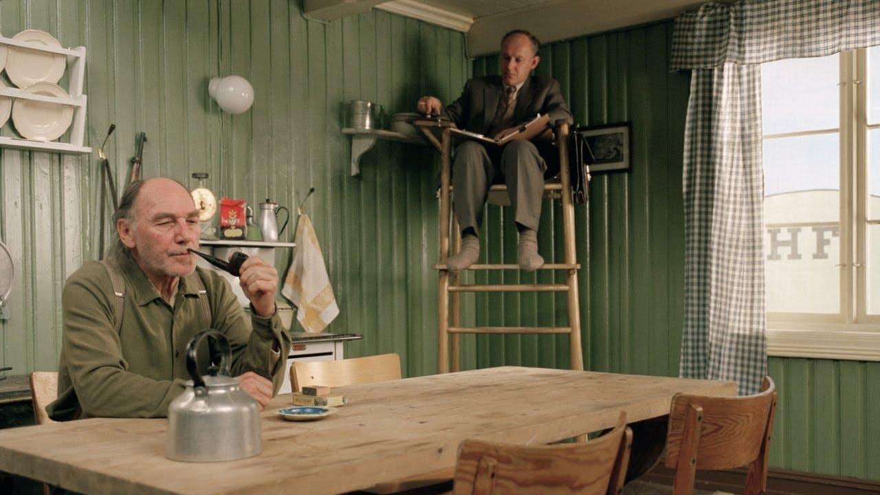 Kitchen Stories Trailer Deutsch  YouTube