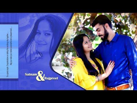 Best Pre Wedding Video Shoot 2019 | Satnam & Rajpreet | Sri Krishna Video Barakar
