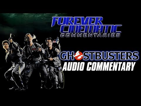 Ghostbusters (1984) - Forever Cinematic Commentary