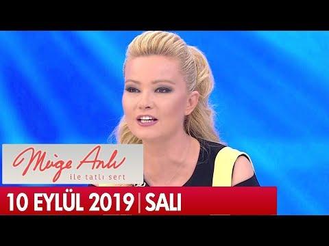 Müge Anlı ile Tatlı Sert 10  Eylül 2019 - Tek Parça
