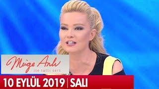 Müge Anlı ile Tatlı Sert 10  Eylül 2019 - Tek Parç
