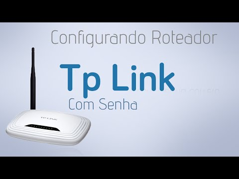 Compartilhando a internet no roteador wireless configurando TPLINK WR740N ADSL PPPoE Router ...