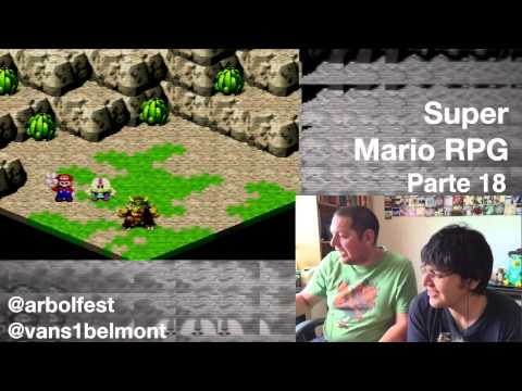 Super Mario RPG - Parte 18 - De Seaside Town a Land's End