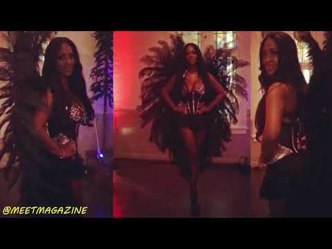 Kenya posts Real Housewives of Atlanta Season 10 finale episode & reunion taping message! #RHOA