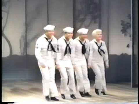Betty Grable Japanese Girl Like American Boy Too Much from Call Me Mister 1951