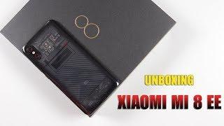 Mở hộp & trên tay nhanh Xiaomi Mi 8 Explorer Edition (Mi 8 EE): Chất hơn nước cất !!!