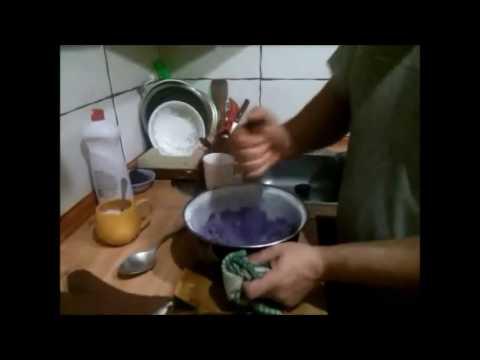 Фиолетовый картофель рецепты