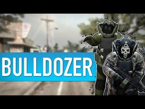 [PAYDAY 2] The Bulldozer