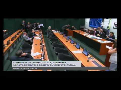 AGRICULTURA, PECUÁRIA, ABASTECIMENTO DESENV. RURAL - Reunião Deliberativa - 05/10/2016 - 10:45