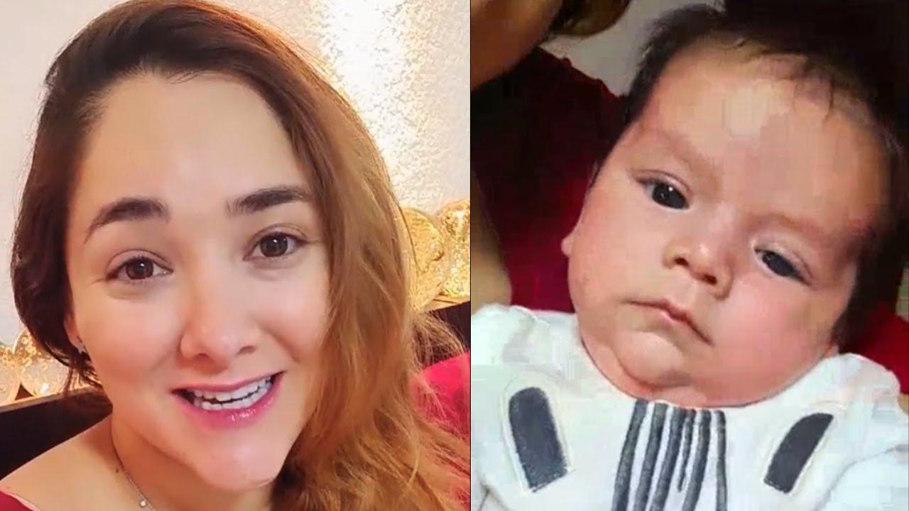 Sherlyn cuenta como está viviendo la maternidad tras dar a luz a su hijo André