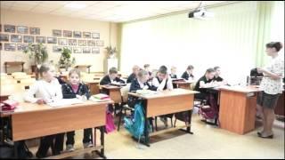 Урок английского языка в 3А классе