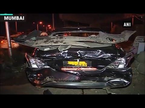 Mumbai: One crushed to death as container rams vehicles on
