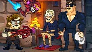ЗАТРОЛЛИЛИ ИГРУ ПРЕСТОЛОВ ► Troll Face Quest Game of Trolls Часть 2