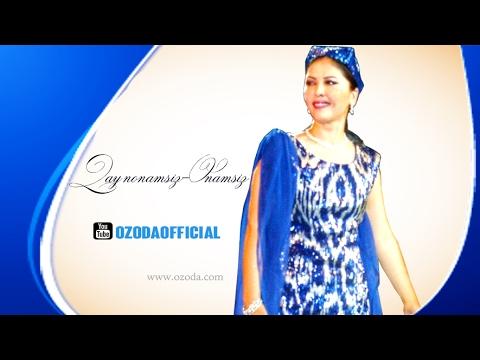 Ozoda (Live concert) - Qaynonamsiz - Onamsiz  (Official Channel)