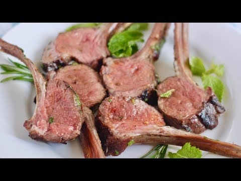 How To Grill Rack Of Lamb