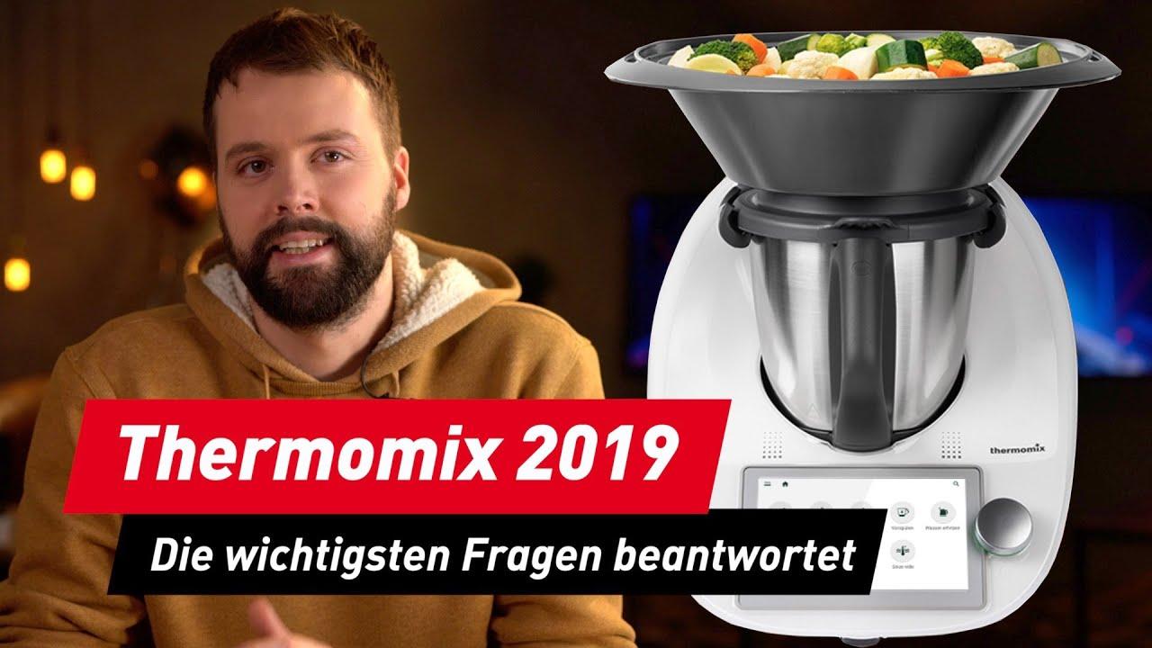 Neuer Thermomix 2019: 10 wichtige Fragen zum TM6 beantwortet