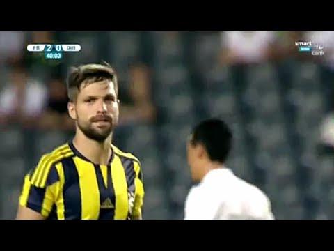 Diego Ribas vs Vitoria Guimaraes (H) | 18/7/15 - Club Friendly
