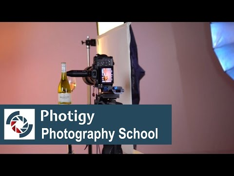 Camera, Lenses and Lighting for Wine Photography: Free lesson from the course