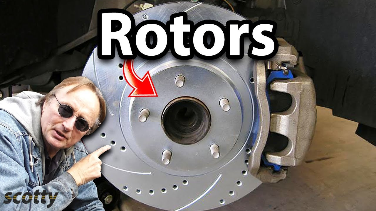 What Are Rotors On A Car >> How To Replace Brake Rotors On Your Car