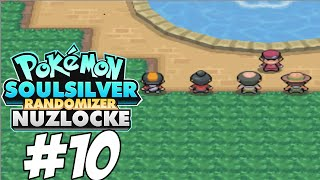 Pokemon SoulSilver Randomizer Nuzlocke Challenge | Part 10