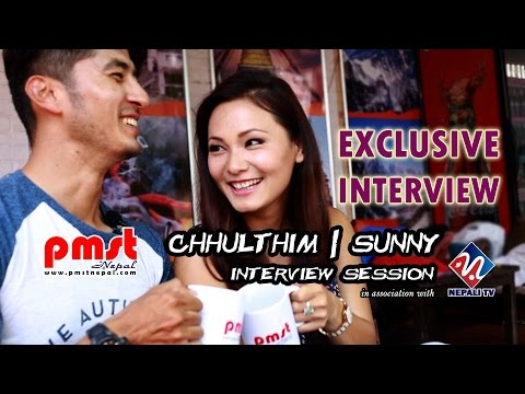 """Diarry Special Interview Session with """" Chhulthim Gurung & Sunny Singh"""""""